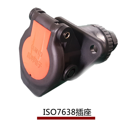 ISO7638插座
